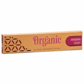 Dišeče palčke Organic Goodness Masala - Arabian Oudh